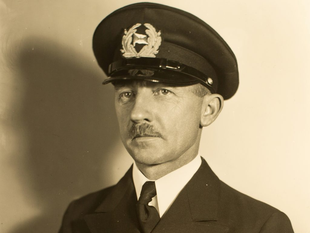 Kapitän Schröder St. Louis